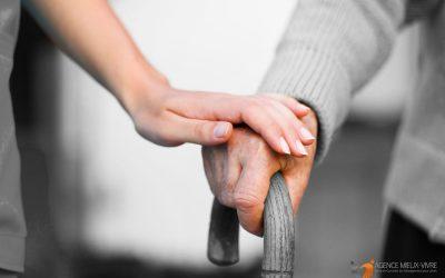 La réalité d'une personne âgée en perte d'autonomie