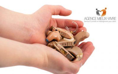 Les appareils auditifs, des objets personnels!